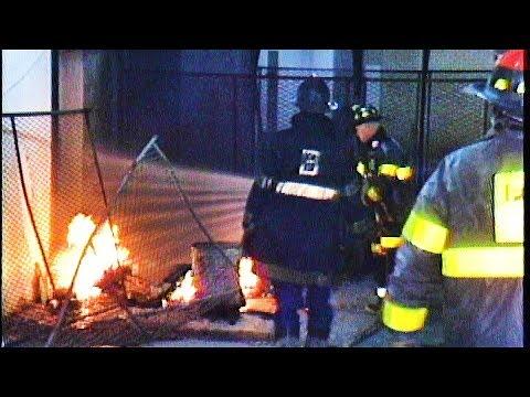 Bedford St Boston fatal fire