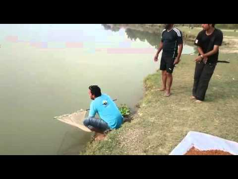 Fishing in Pakistan by super sports kahna nau lahore