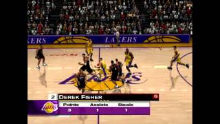 NBA 2 Night 2002 • HD Remastered Showroom • PS2
