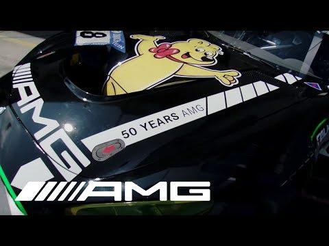 Celebrating 50 Years Of Success - Happy Birthday AMG