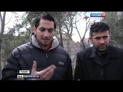 Сирия: военно-полевая дипломатия