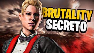 🥵 El BRUTALTIY SECRETO MÁS HUMILLANTE de Cassie Cage ... (INVREIBLE) - Mortal Kombat XL