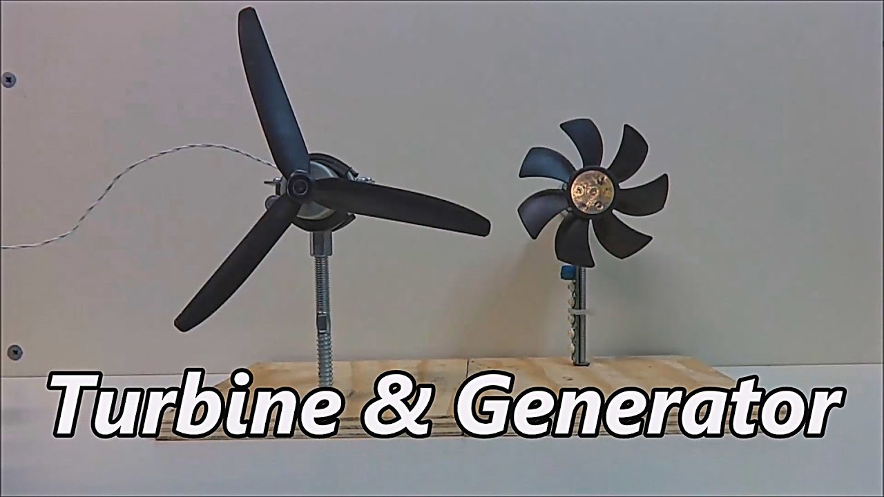 Turbine motor wind generator motor diy youtube aloadofball Images