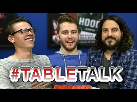 Sam Takes Off His Pants For 10 Minutes... It's #TableTalk