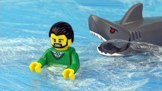 Game | Lego Shark Attack | Lego Shark Attack
