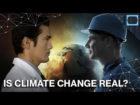 Are Humans Really Responsible For Climate Change?