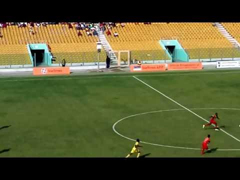 Hearts of Oak 0-1 AshGold full game Highlights - 2016/17 Ghana Premier League