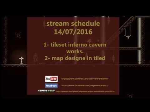Dev stream 4 Judgement project.
