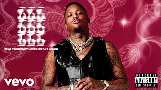 YG ft. YoungBoy Never Broke Again  - 666 (Official Audio)