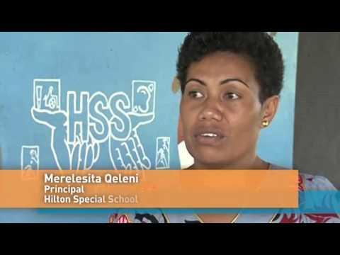 Fiji Inclusive education