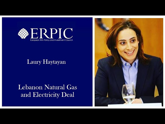 Lebanon Natural Gas and Electricity Deal