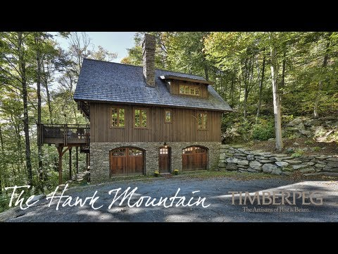 Video Of Hawk Mountain Post And Beam Homes Timberpeg