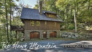 Video of Hawk Mountain | Post and Beam Homes | Timberpeg
