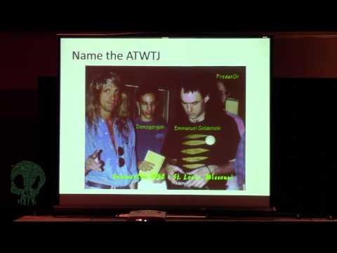 GrrCON 2013 - Hacker History: This Stuff Matters - Duncan Manuts
