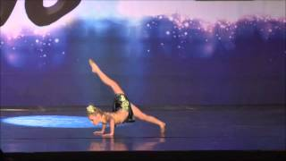 Julia White..02/2015..Nuvo Dance Competition Maryland..Performing Pure Imagination