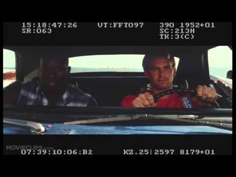 2 Fast 2 Furious Behind The Scenes   Blooper Reel 2003 HD    720p