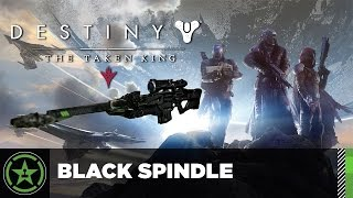 Destiny The Taken King - Getting the Black Spindle