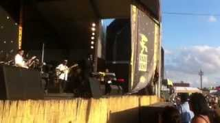 Al Green #new Orleans Jazz Fest 2012
