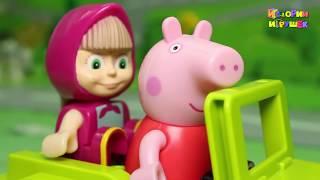 Видео с игрушками - в Африке!  мультики на русском 2018 смотреть онлайн