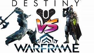Warframe Versus Destiny 2 [spoilers]