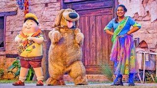 FULL SHOW: UP! A Great Bird Adventure at Disney's Animal Kingdom