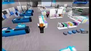Wal-Mart Extreme Drama! verry hilarious! ( Roblox )