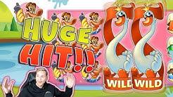 Scruffy Duck BIG WIN - Casino Games - free spins (Online Casino)