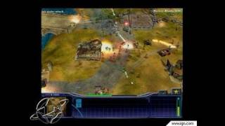 Command & Conquer Generals PC Games Gameplay - Genocide