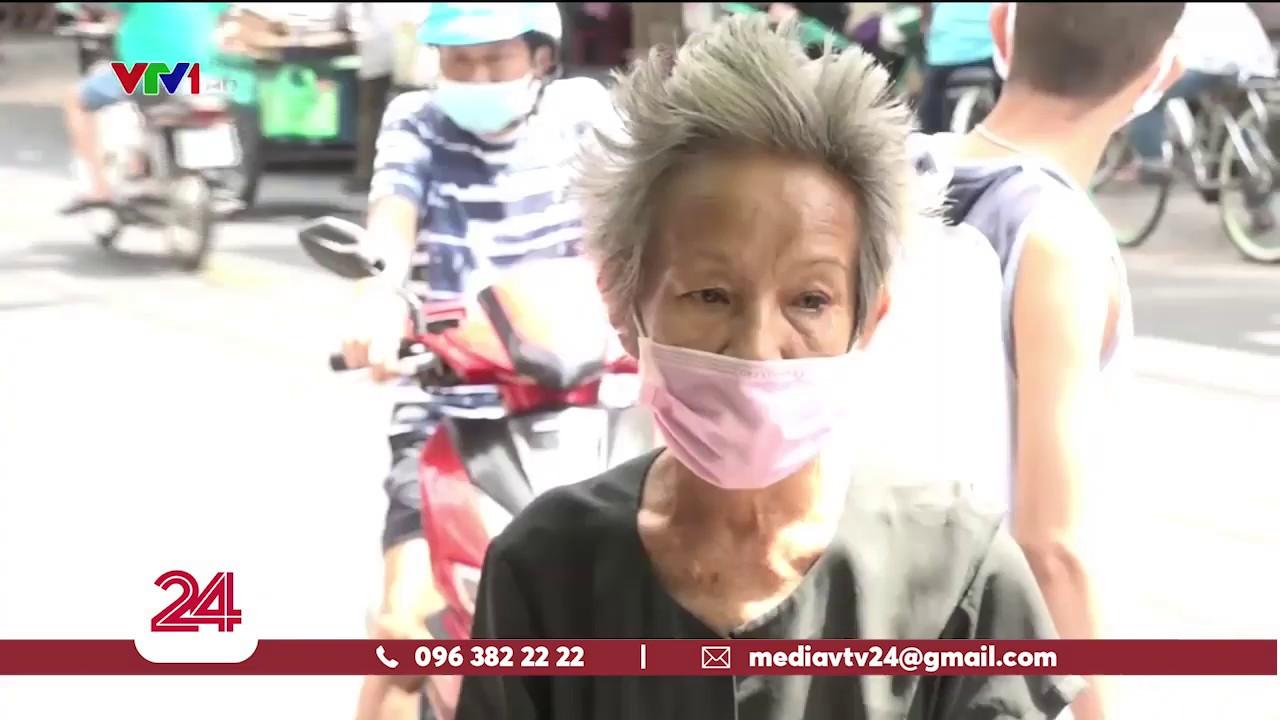 Người nghèo không cô đơn trong những ngày thực hiện Chỉ thị 16 | VTV24