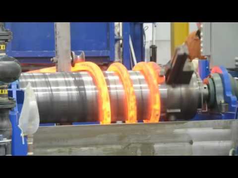 Hypnotique - Fabrication d'un ressort géant
