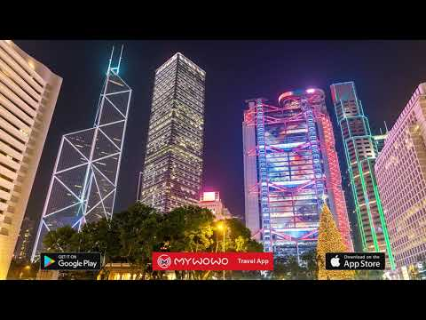 Площадь Статуй – Здание Hsbc – Гонконг – Аудиогид – MyWoWo Travel App