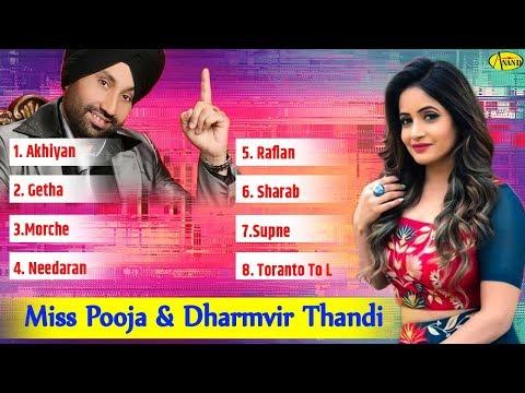 miss-pooja-l-dharmvir-thandi-l-hits-of-akhiyan-jukebox-l-latest-punjabi-song-2019-l-just-punjabi