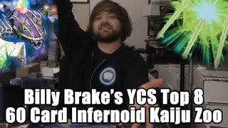 Billy Brake's 60 Card Infernoid Zoodiac In Depth Deck Profile ft. Jackie Bernal
