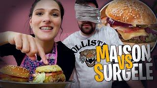 Burger recette maison VS surgelé, la carrière burger de Valouzz va-t-elle continuer? #4