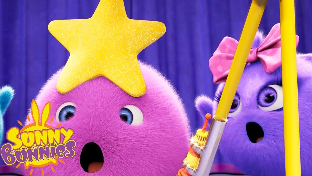 SUNNY BUNNIES - Rising Star   Season 4   Cartoons for Children