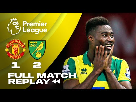 FULL MATCH REPLAY   Manchester United 1-2 Norwich City   19.12.15