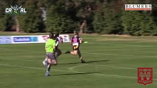 2018 R11 LLT: YASS Magpies Senior Rugby League Club 40 d Belconnen United Sharks 4