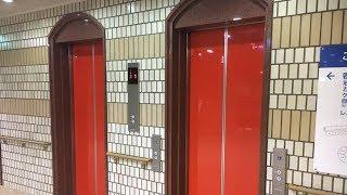 【更新後】かんぽの宿 別府のエレベーター