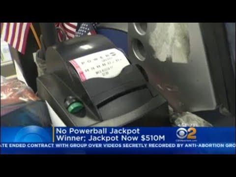 Powerball Jackpot Grows