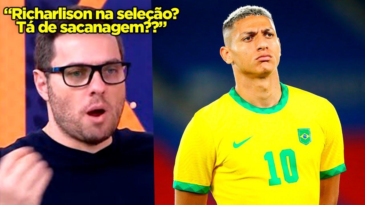 ELE FOI ZUAR O POMBO E SE DEU MAL!!! JORNALISTA TENTA ZUAR RICHARLISON AO VIVO E SE FERRA!!