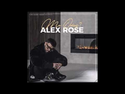 Alex Rose - Me Odias (Audio Oficial)
