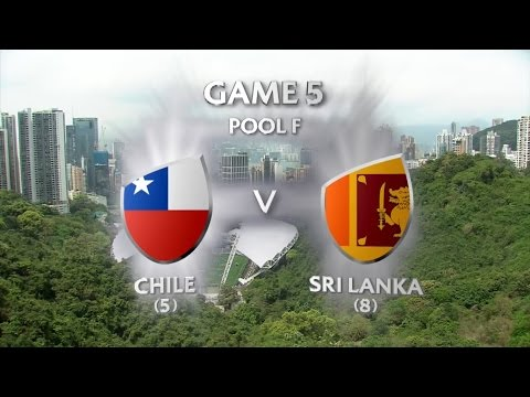Sri Lanka vs Chile - World Rugby Sevens Series Qualifier 2017