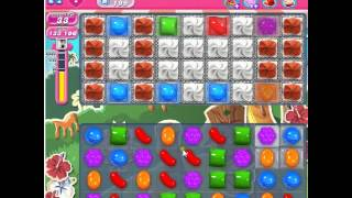 糖果粉碎传奇 第199关 Candy Crush Saga Level 199