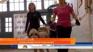 Shed Pounds With Your Pup At K9 Fit Club