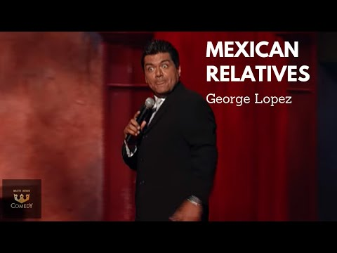 "George Lopez ""Mexican Relatives"" Latin Kings Of Comedy Tour"