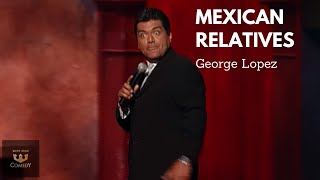 George Lopez 'Mexican Relatives' Latin Kings of Comedy Tour