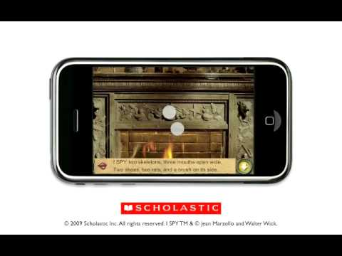 I SPY Spooky Mansion - App for the iPhone and iPod touch!