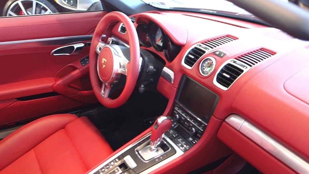 New 2013 Porsche Boxster S 911 Carrera Pdk 981 991