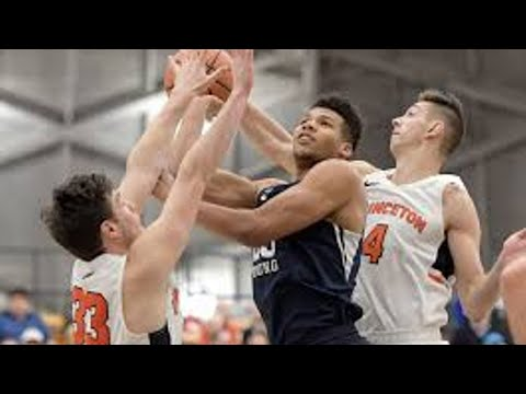 Bill Kostroun, AP Photo  Bryant scores 22 as BYU basketball picks up road win at Princeton