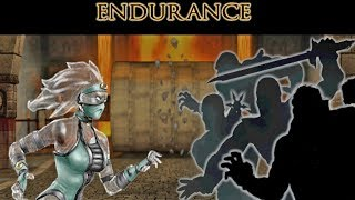 [TAS] Mortal Kombat Armageddon - KHAMELEON | ENDURANCE (WII)